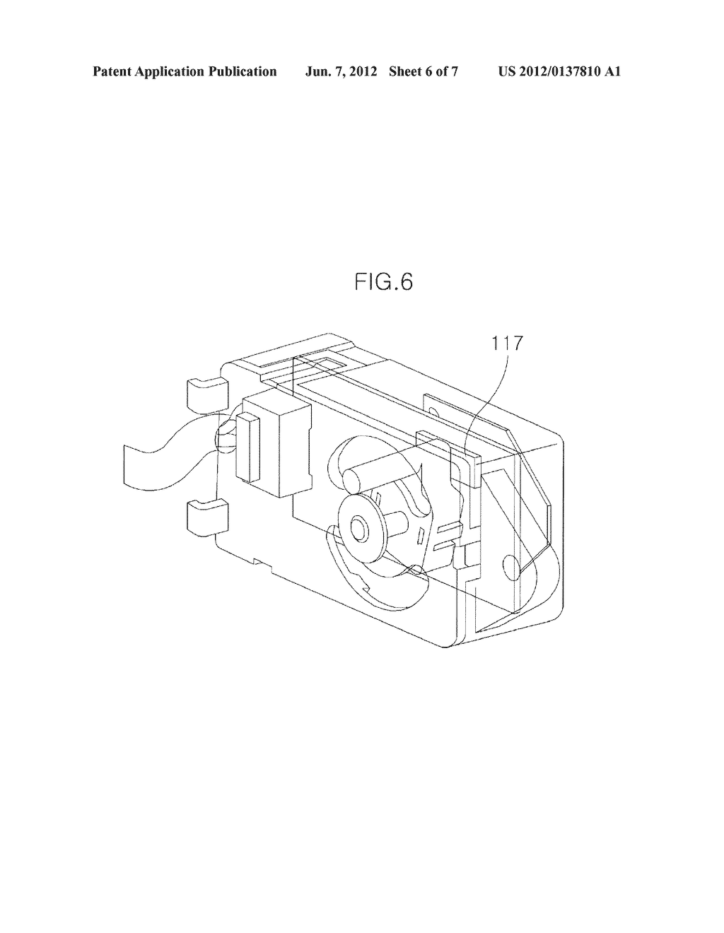 Shifting Range Sensing Device and Shifting Operation Device with the Same - diagram, schematic, and image 07