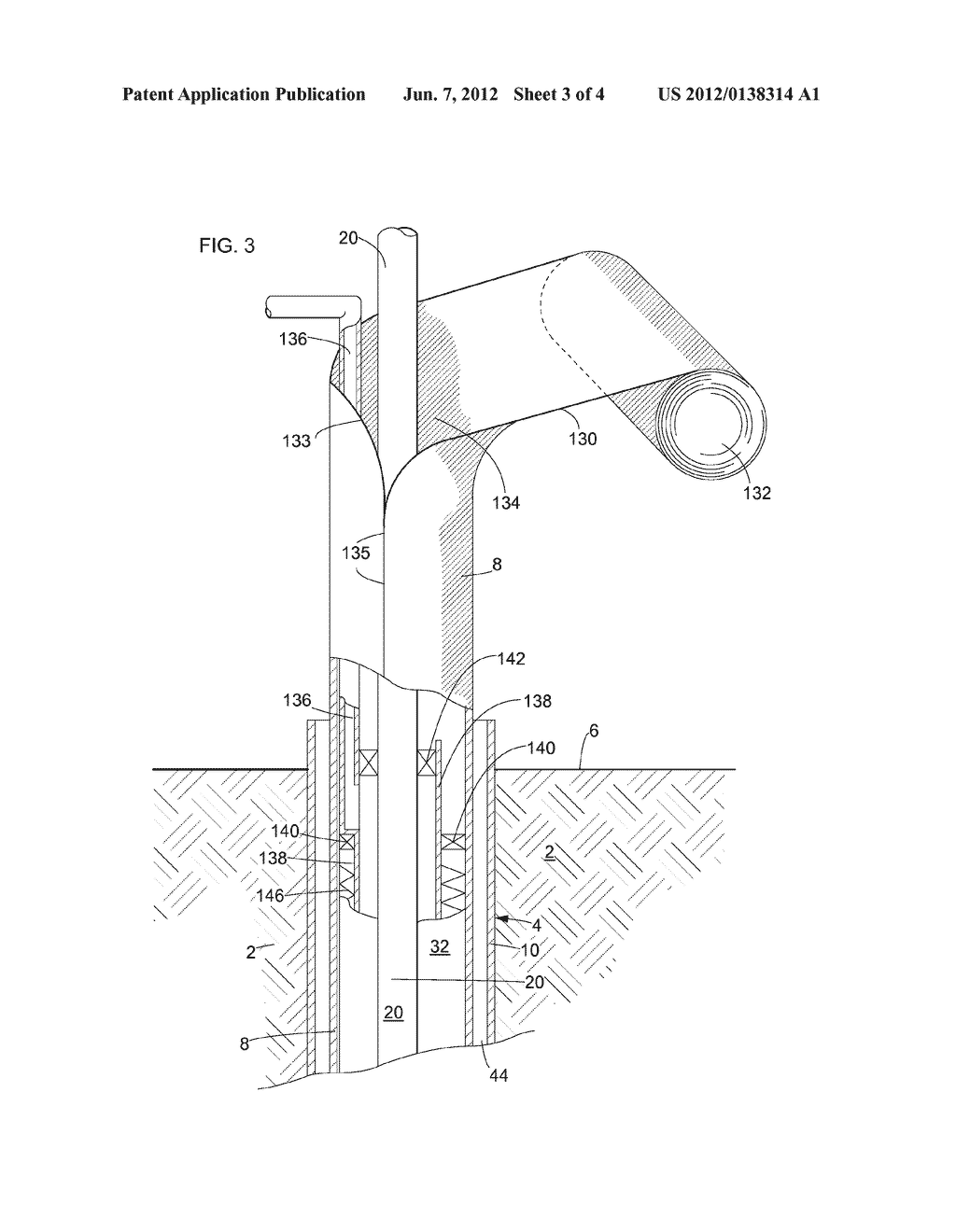 METHOD AND SYSTEM FOR RADIALLY EXPANDING A TUBULAR ELEMENT - diagram, schematic, and image 04