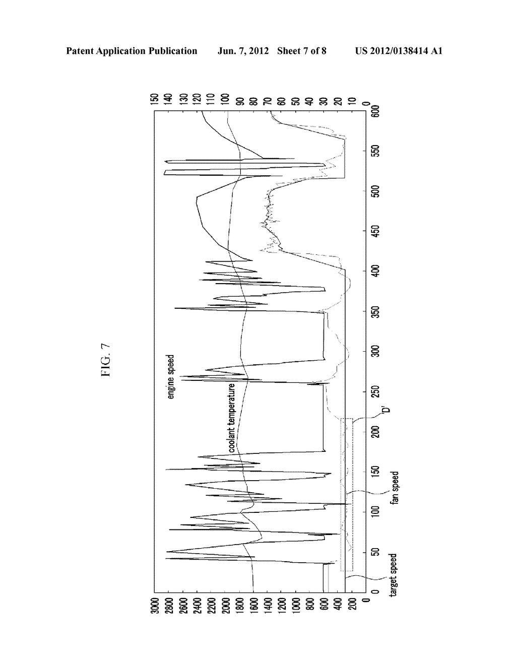 CONTROLLING APPARATUS FOR FAN CLUTCH'S RPM IN IDLE AND METHOD THEREOF - diagram, schematic, and image 08
