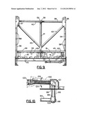 OFFSHORE CARGO RACK FOR USE IN TRANSFERRING LOADS BETWEEN A MARINE VESSEL     AND AN OFFSHORE PLATFORM diagram and image