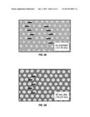 NANOIMPRINT LITHOGRAPHY METHOD FOR MAKING A PATTERNED MAGNETIC RECORDING     DISK USING IMPRINT RESIST WITH ENLARGED FEATURE SIZE diagram and image