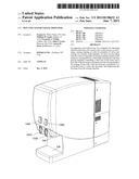 HOT AND COLD BEVERAGE DISPENSER diagram and image