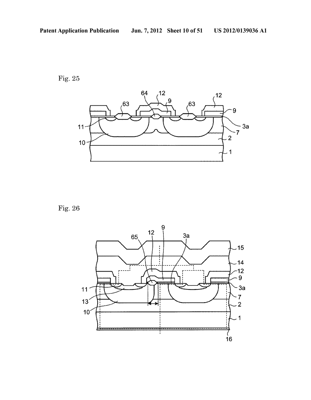 MANUFACTURING METHOD OF SEMICONDUCTOR APPARATUS AND SEMICONDUCTOR     APPARATUS - diagram, schematic, and image 11