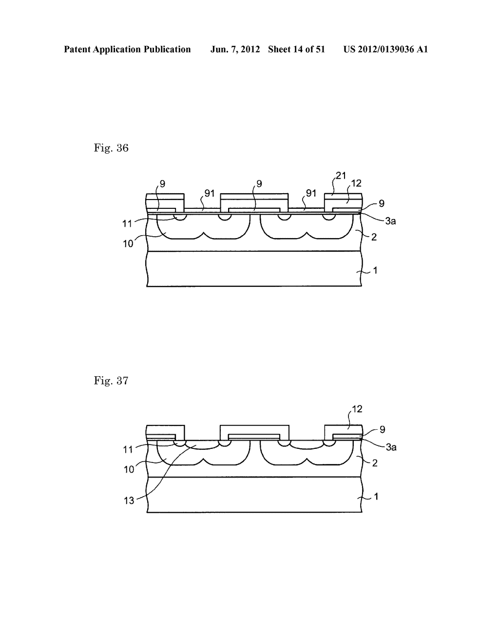 MANUFACTURING METHOD OF SEMICONDUCTOR APPARATUS AND SEMICONDUCTOR     APPARATUS - diagram, schematic, and image 15