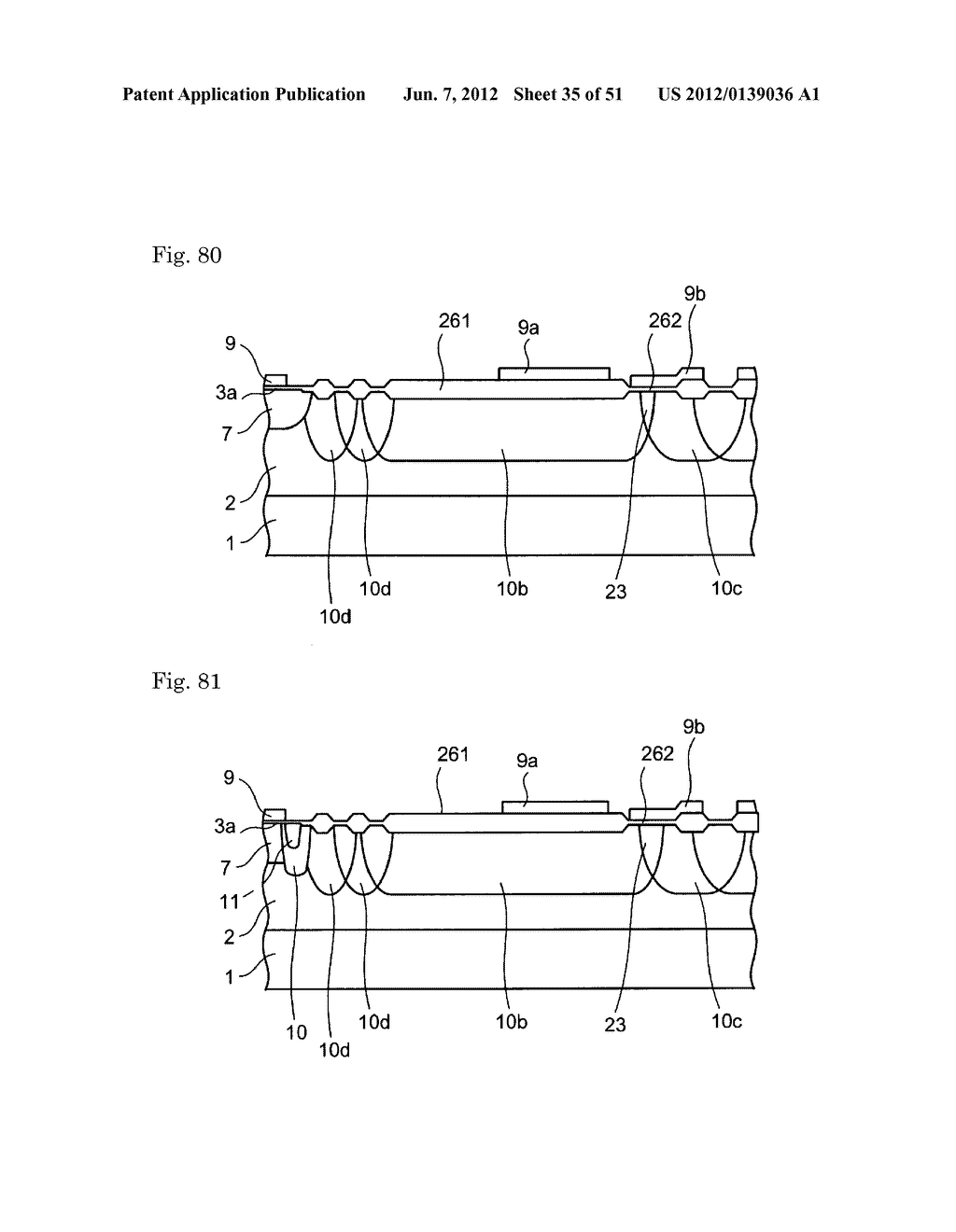 MANUFACTURING METHOD OF SEMICONDUCTOR APPARATUS AND SEMICONDUCTOR     APPARATUS - diagram, schematic, and image 36