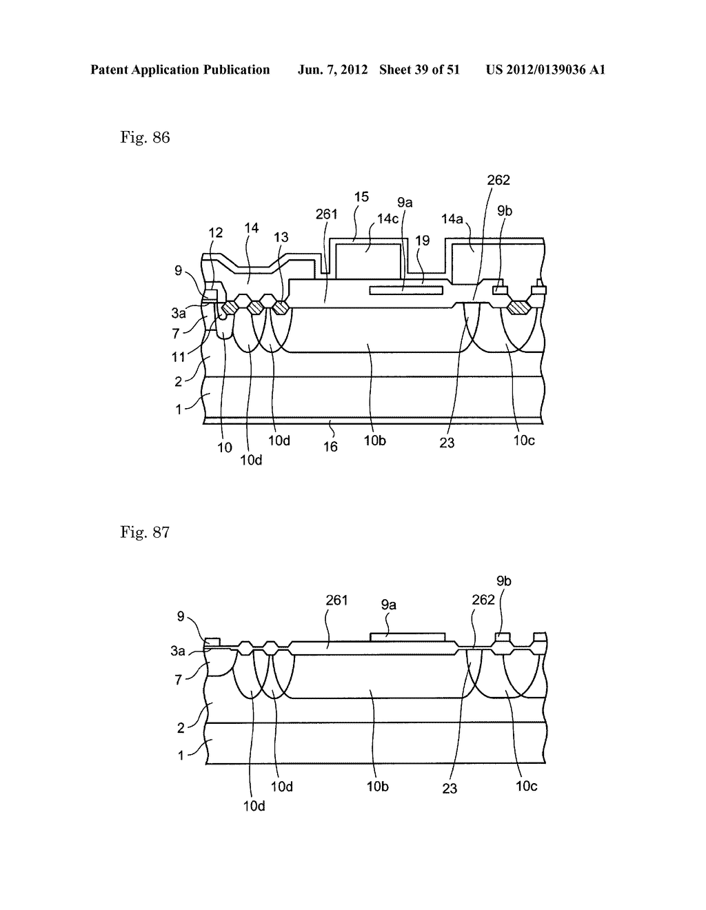 MANUFACTURING METHOD OF SEMICONDUCTOR APPARATUS AND SEMICONDUCTOR     APPARATUS - diagram, schematic, and image 40