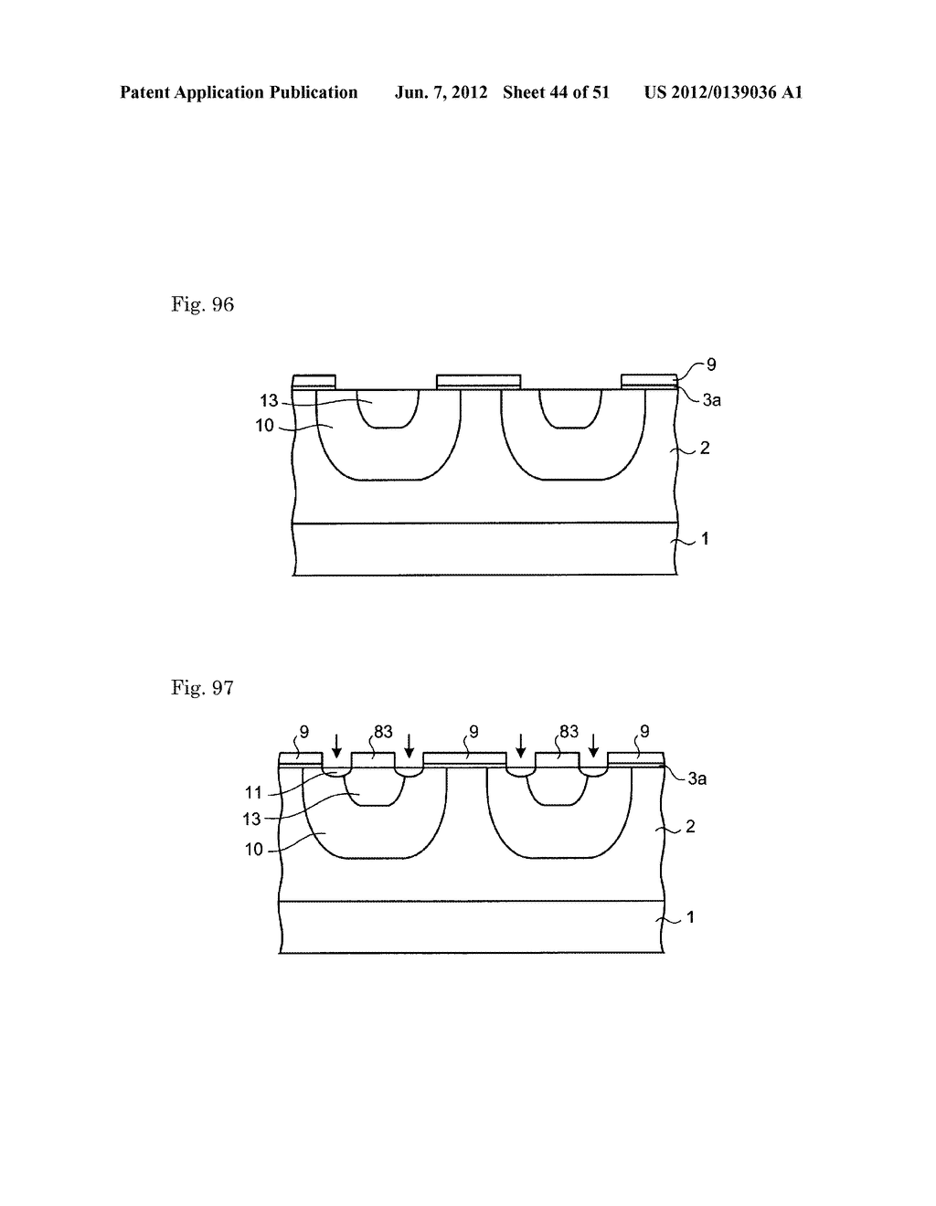 MANUFACTURING METHOD OF SEMICONDUCTOR APPARATUS AND SEMICONDUCTOR     APPARATUS - diagram, schematic, and image 45