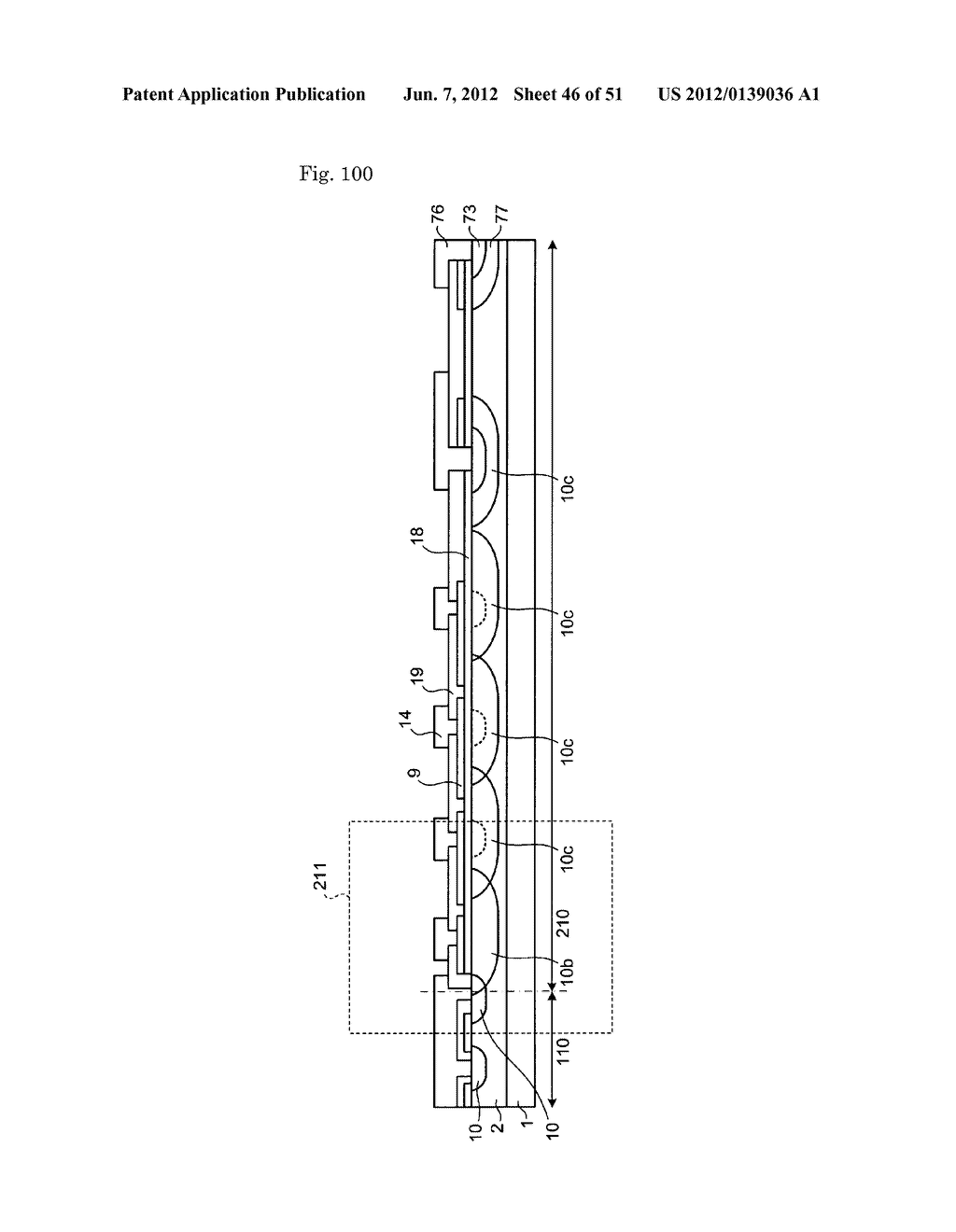 MANUFACTURING METHOD OF SEMICONDUCTOR APPARATUS AND SEMICONDUCTOR     APPARATUS - diagram, schematic, and image 47