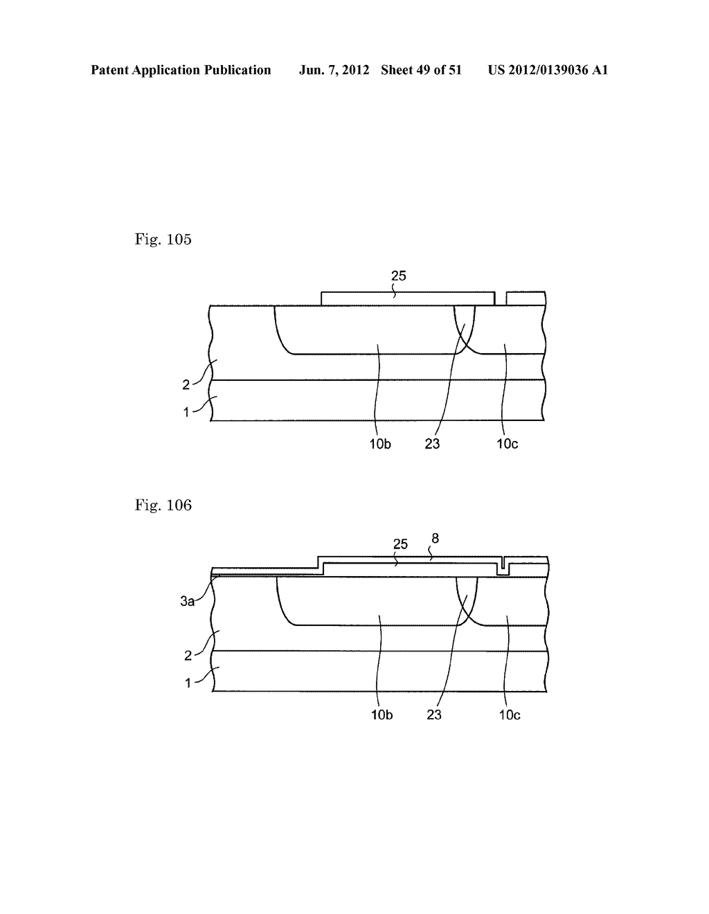 MANUFACTURING METHOD OF SEMICONDUCTOR APPARATUS AND SEMICONDUCTOR     APPARATUS - diagram, schematic, and image 50