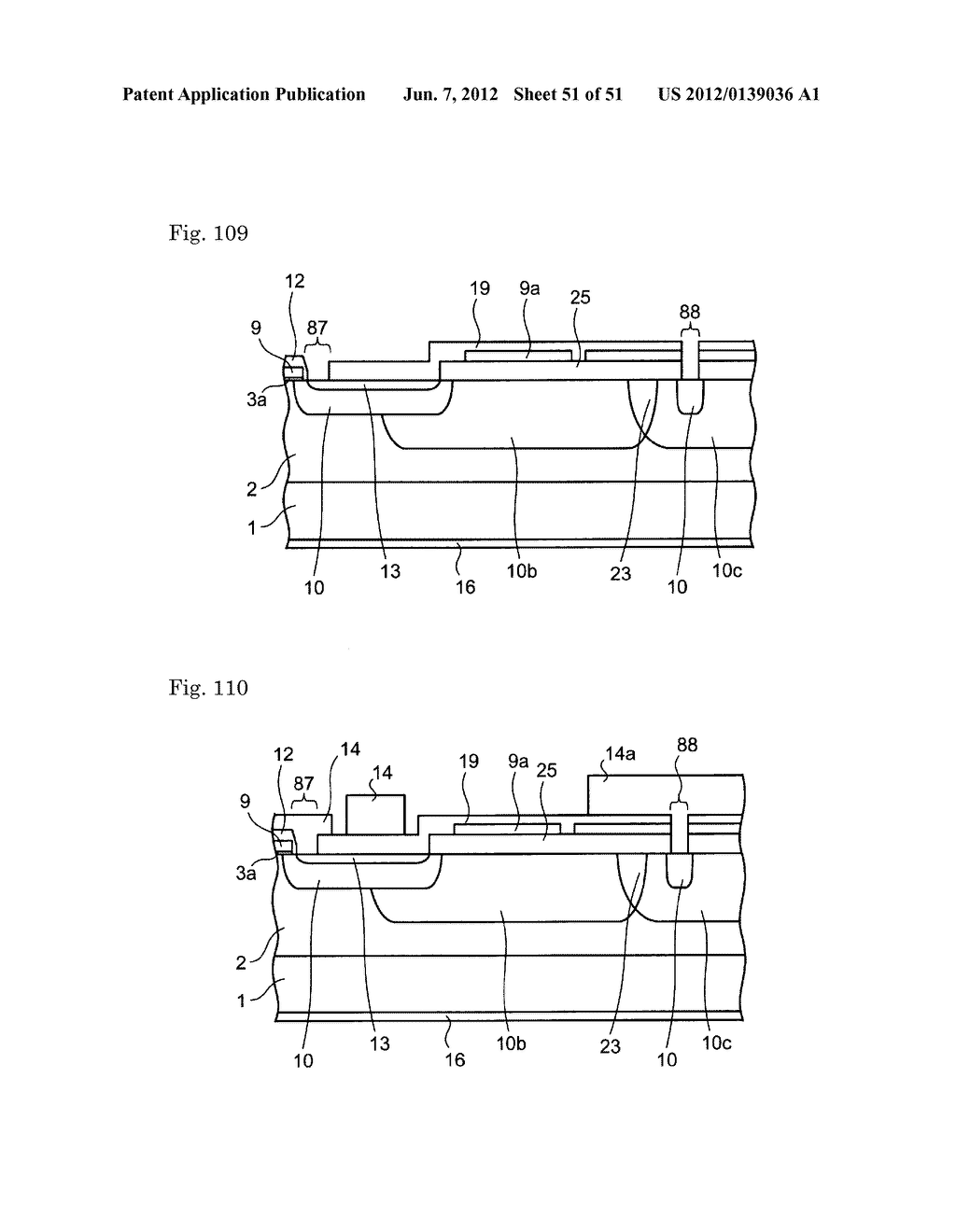 MANUFACTURING METHOD OF SEMICONDUCTOR APPARATUS AND SEMICONDUCTOR     APPARATUS - diagram, schematic, and image 52