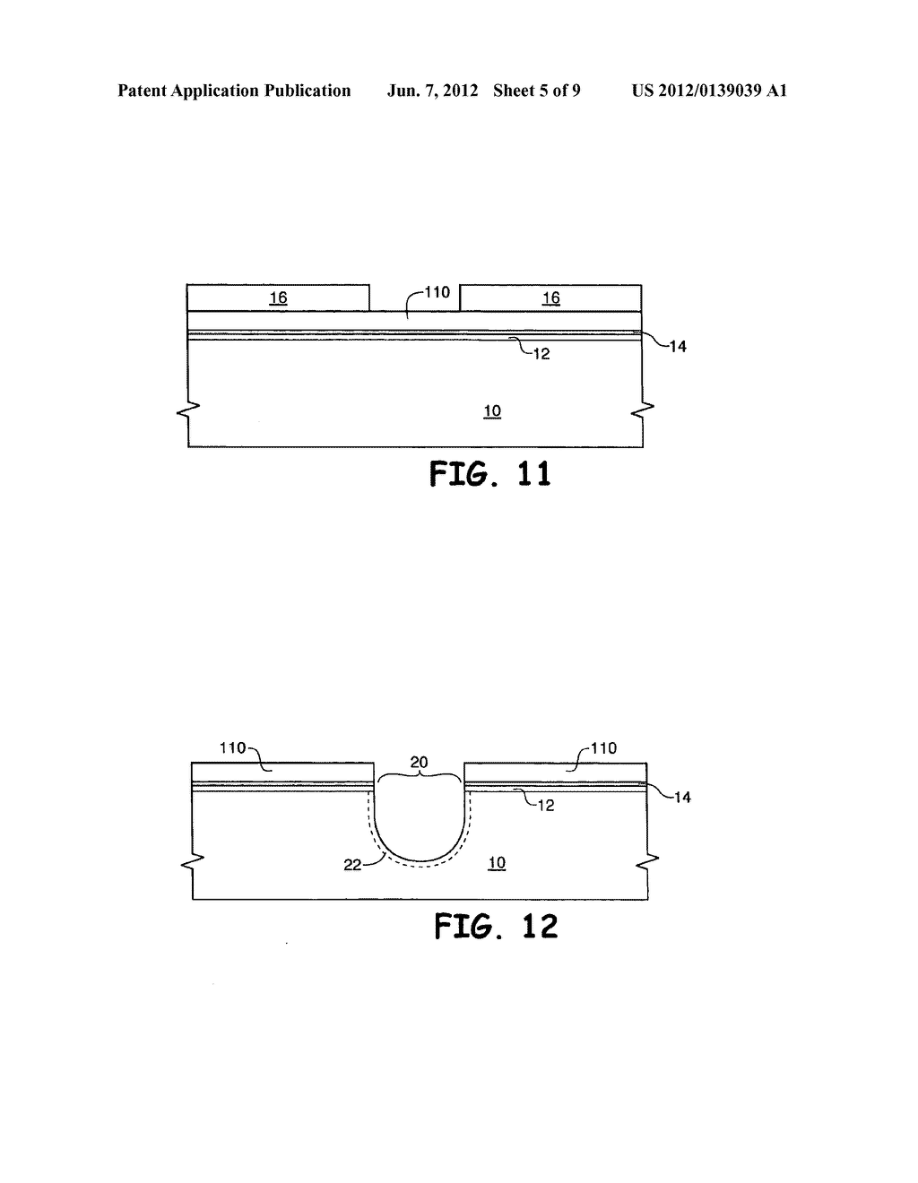 Semiconductor Device Comprising a Transistor Gate Having Multiple     Vertically Oriented Sidewalls - diagram, schematic, and image 06