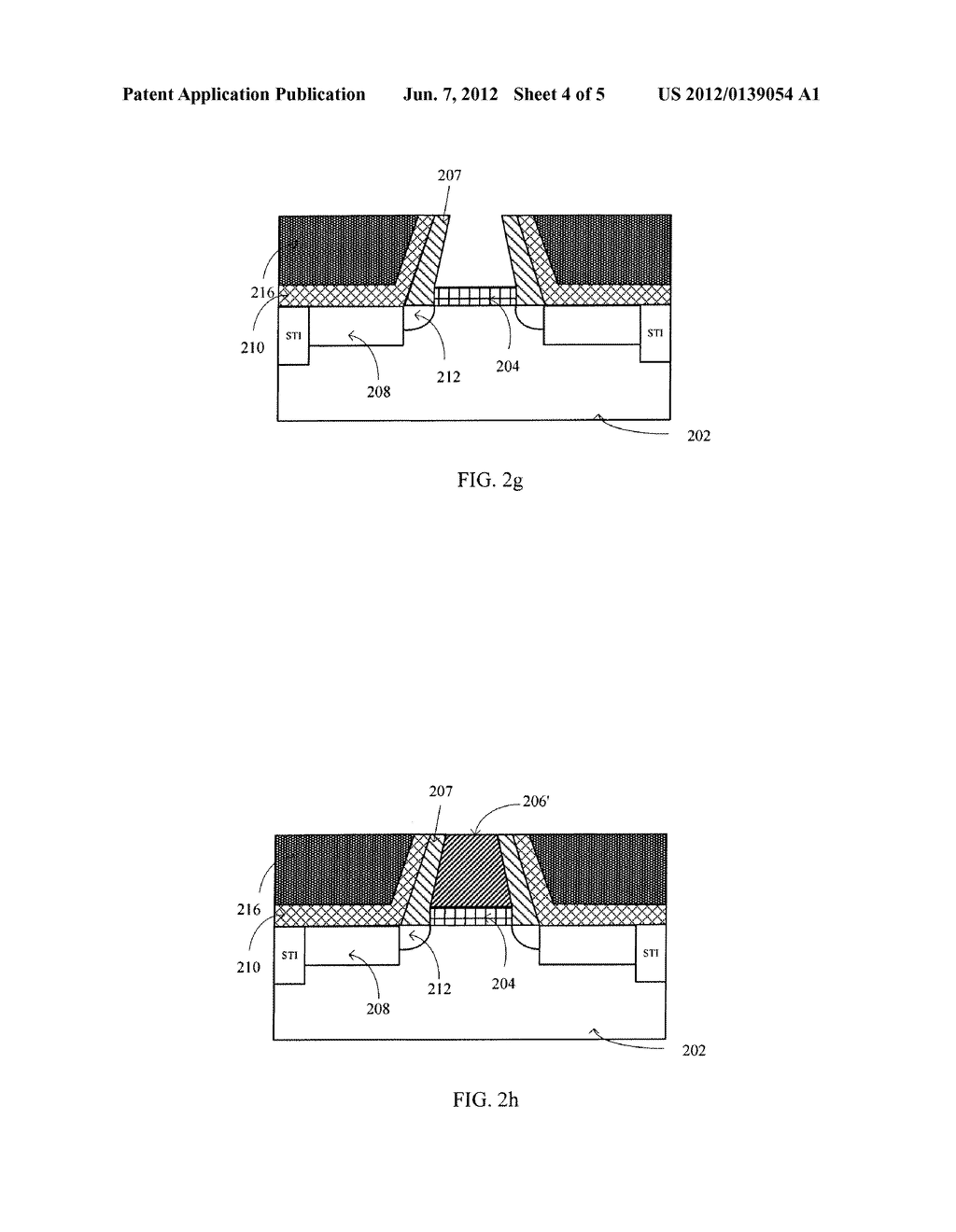 Device Having Adjustable Channel Stress and Method Thereof - diagram, schematic, and image 05