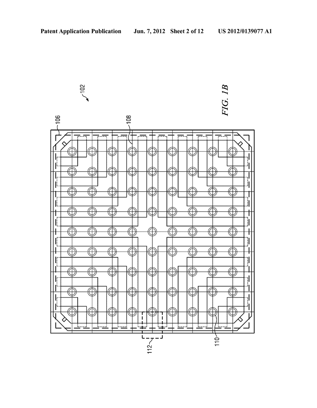 METHOD AND APPARATUS FOR REDUCING THERMOPILE VARIATIONS - diagram, schematic, and image 03