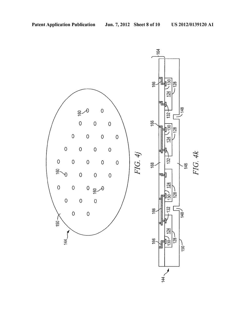 Semiconductor Device and Method of Forming Openings Through Encapsulant to     Reduce Warpage and Stress on Semiconductor Package - diagram, schematic, and image 09