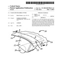 TEAR SEAMS FOR AIRBAG COVERS diagram and image