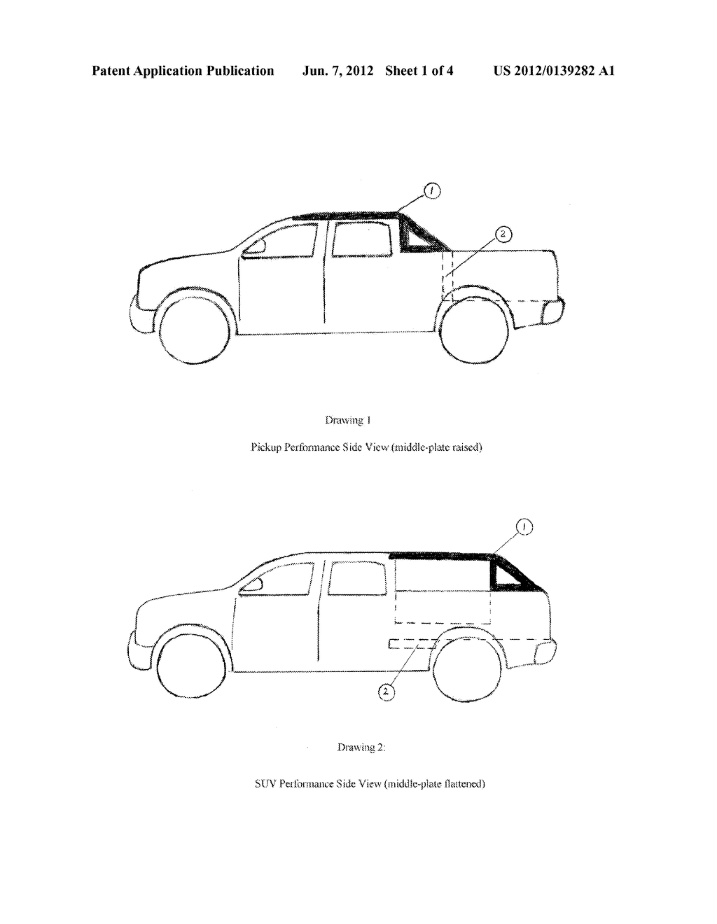 suv vehicle diagram
