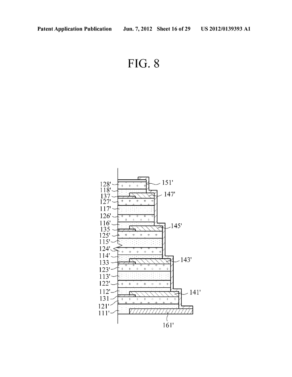 ELECTROACTIVE POLYMER ACTUATOR AND METHOD OF MANUFACTURING THE SAME - diagram, schematic, and image 17