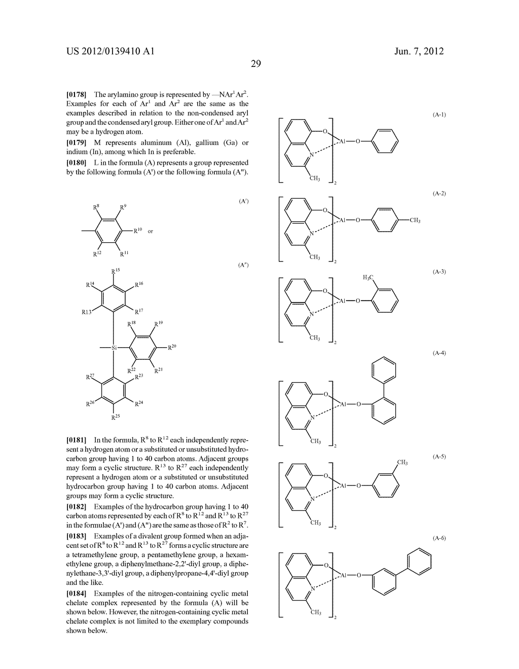ORGANIC ELECTROLUMINESCENCE DEVICE AND MATERIAL FOR ORGANIC     ELECTROLUMINESCENCE DEVICE - diagram, schematic, and image 31
