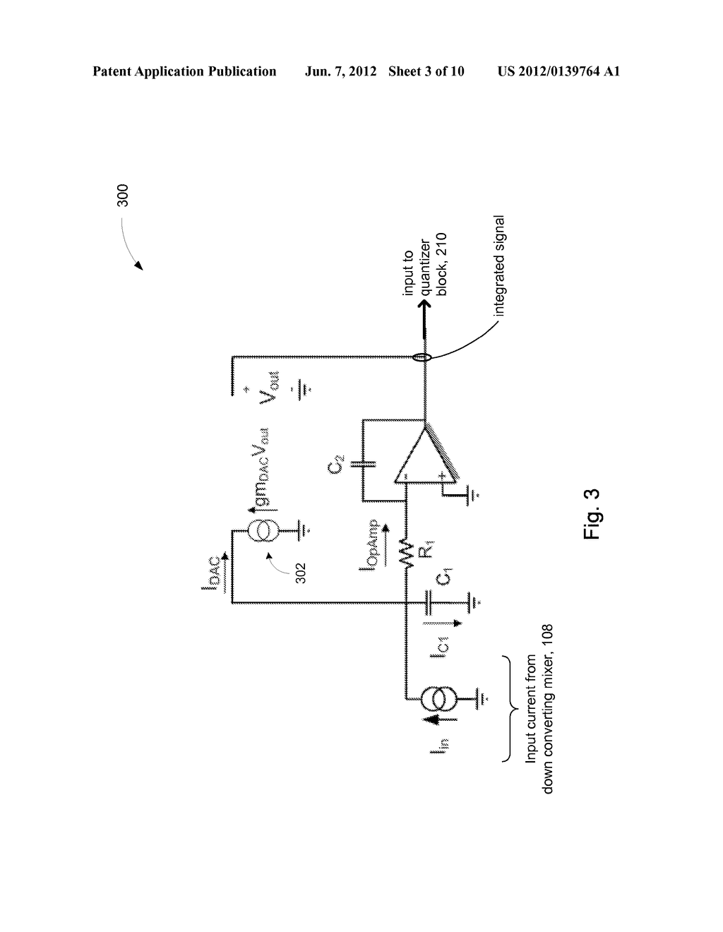 Continuous Time Sigma Delta Adc With Embedded Low Pass Filter Schematic Diagram And Image 04