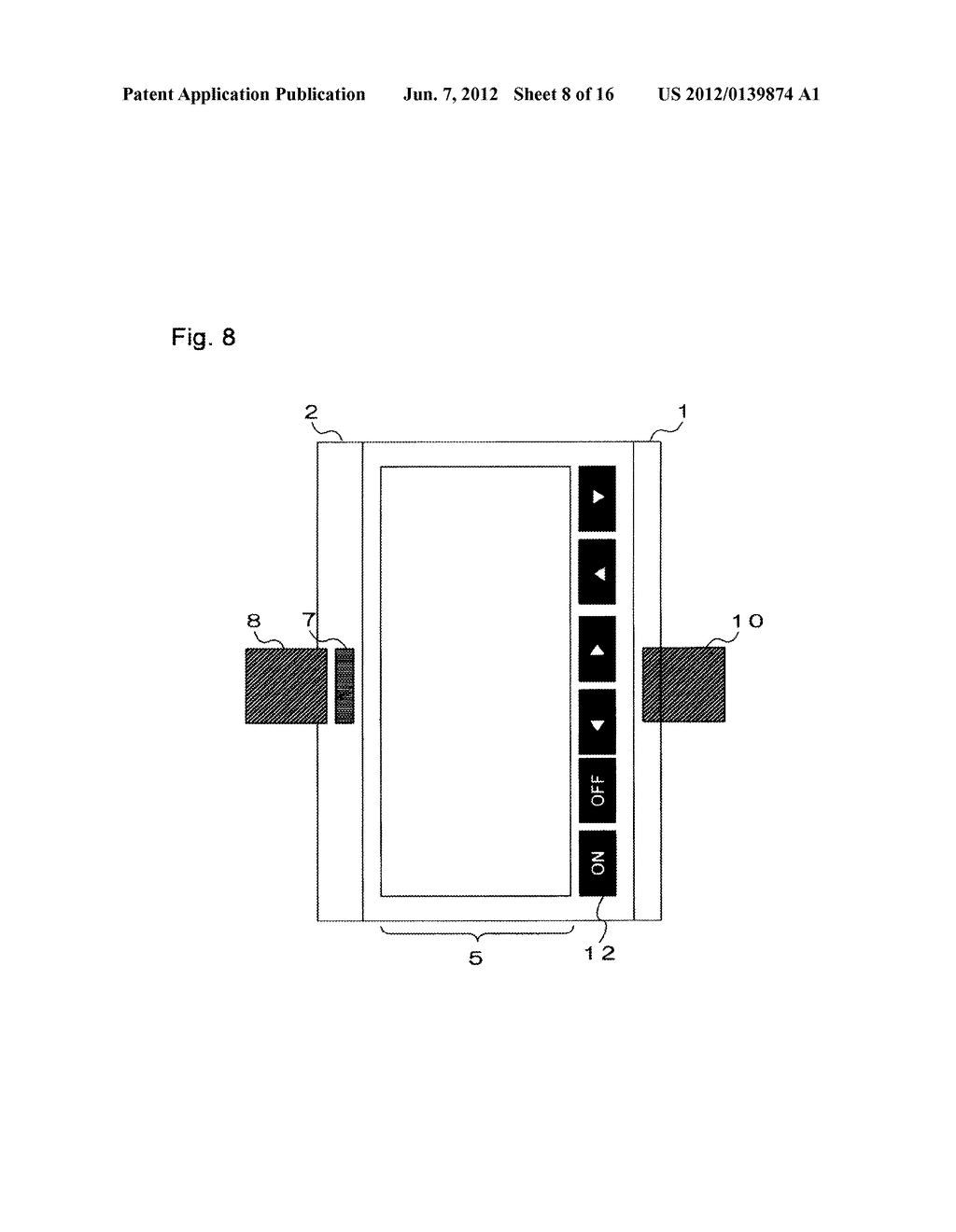 INPUT-FUNCTION INTEGRATED LIQUID CRYSTAL DISPLAY DEVICE AND METHOD FOR     MANUFACTURING THE SAME - diagram, schematic, and image 09