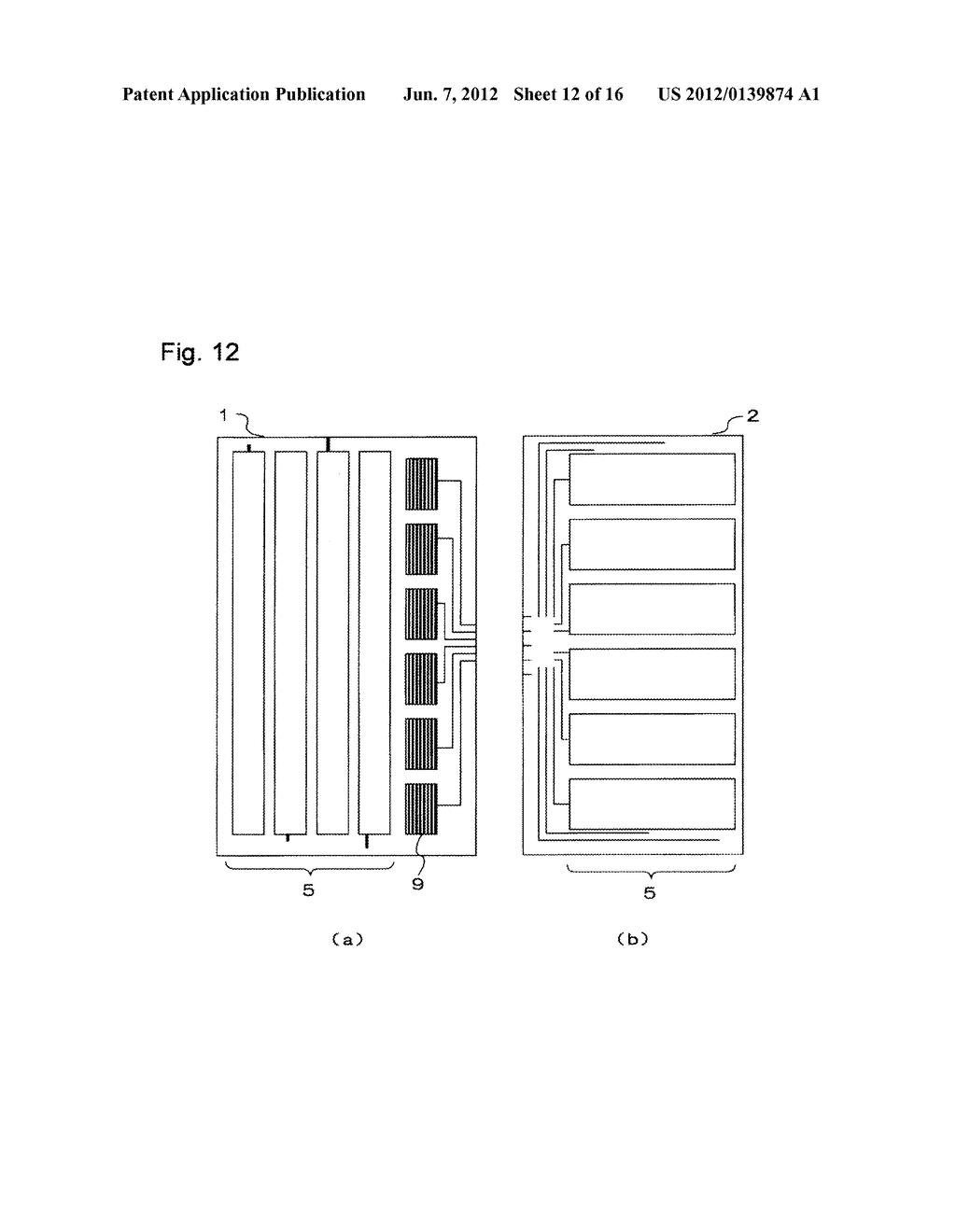 INPUT-FUNCTION INTEGRATED LIQUID CRYSTAL DISPLAY DEVICE AND METHOD FOR     MANUFACTURING THE SAME - diagram, schematic, and image 13