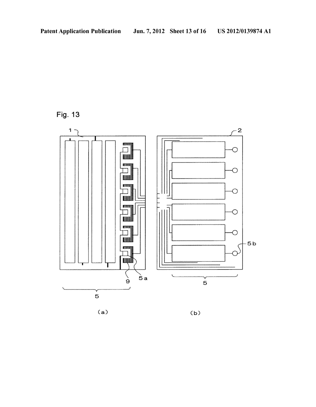 INPUT-FUNCTION INTEGRATED LIQUID CRYSTAL DISPLAY DEVICE AND METHOD FOR     MANUFACTURING THE SAME - diagram, schematic, and image 14
