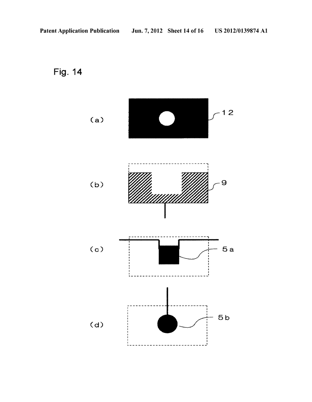 INPUT-FUNCTION INTEGRATED LIQUID CRYSTAL DISPLAY DEVICE AND METHOD FOR     MANUFACTURING THE SAME - diagram, schematic, and image 15