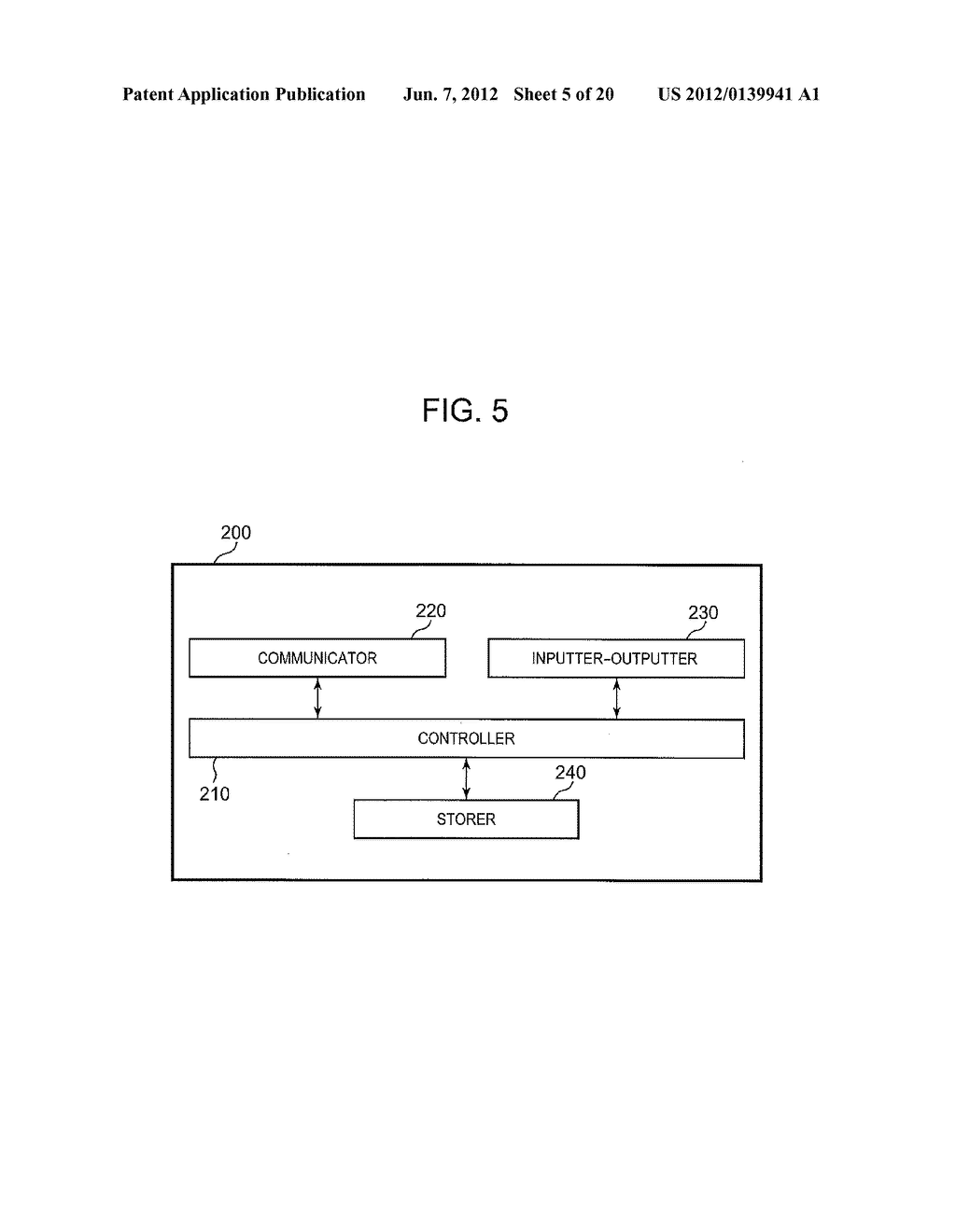INFORMATION DISPLAY SYSTEM, INFORMATION DISPLAY APPARATUS AND     NON-TRANSITORY STORAGE MEDIUM - diagram, schematic, and image 06