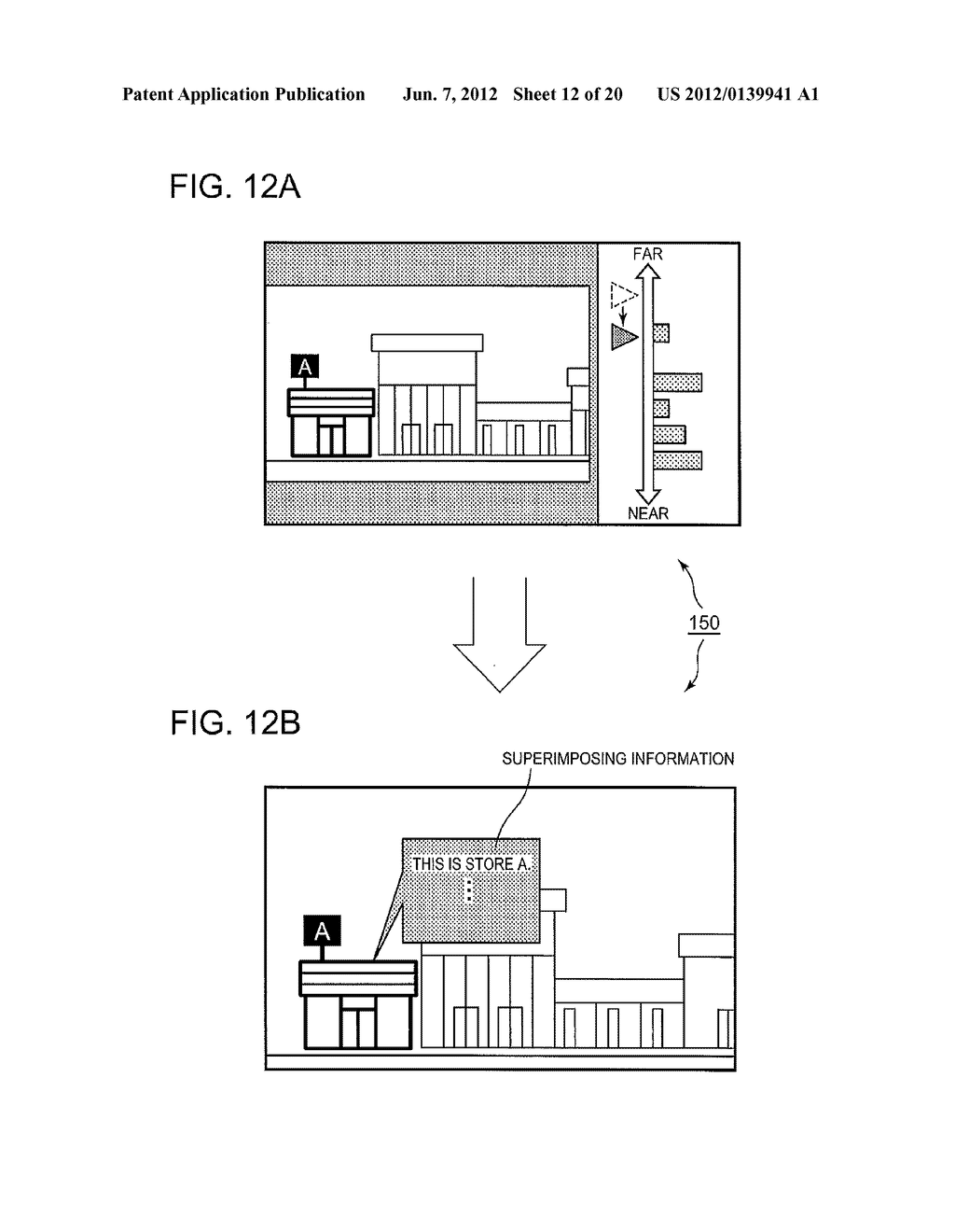 INFORMATION DISPLAY SYSTEM, INFORMATION DISPLAY APPARATUS AND     NON-TRANSITORY STORAGE MEDIUM - diagram, schematic, and image 13