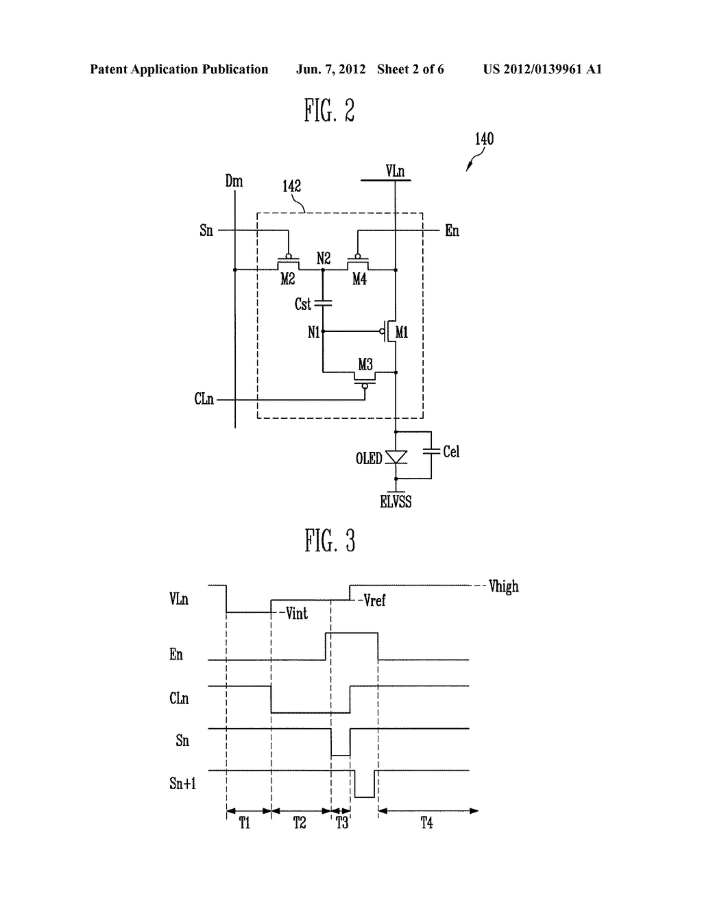 PIXEL AND ORGANIC LIGHT EMITTING DISPLAY DEVICE USING THE PIXEL - diagram, schematic, and image 03