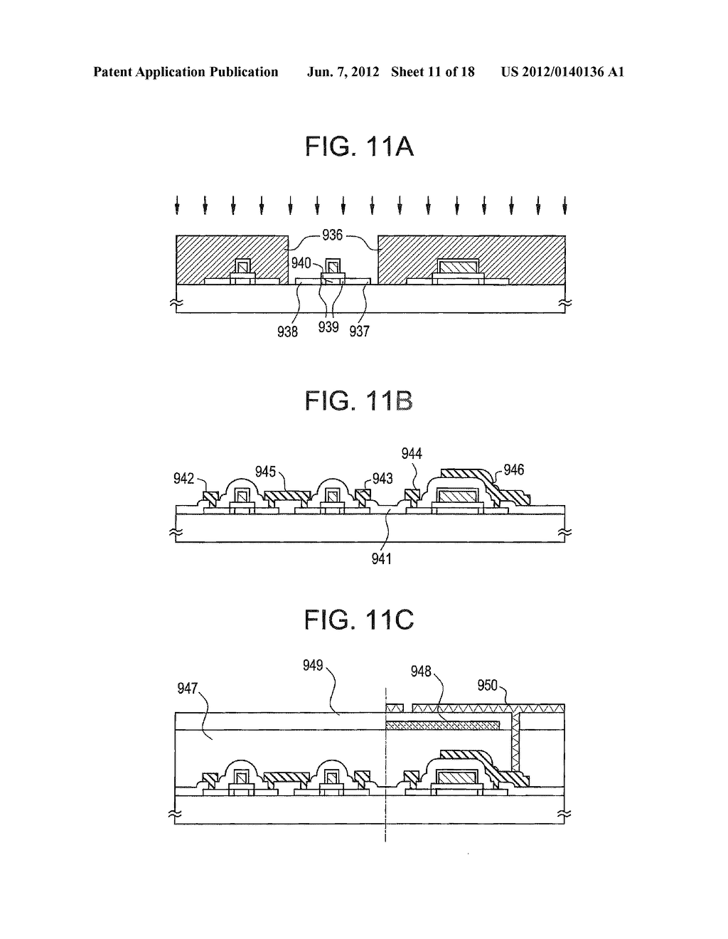 DRIVING CIRCUIT OF A SEMICONDUCTOR DISPLAY DEVICE AND THE SEMICONDUCTOR     DISPLAY DEVICE - diagram, schematic, and image 12