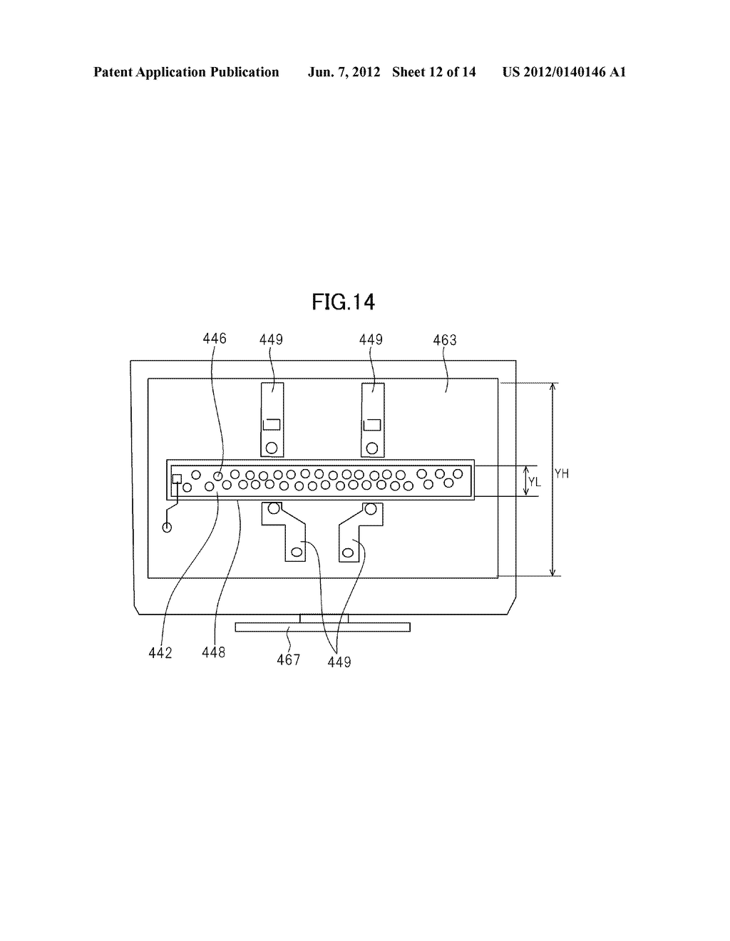 LIQUID CRYSTAL DISPLAY DEVICE - diagram, schematic, and image 13