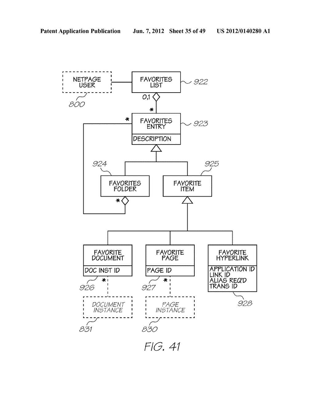 ELECTRONICALLY TRANSMITTED DOCUMENT DELIVERY THROUGH INTERACTION WITH     PRINTED DOCUMENT - diagram, schematic, and image 36