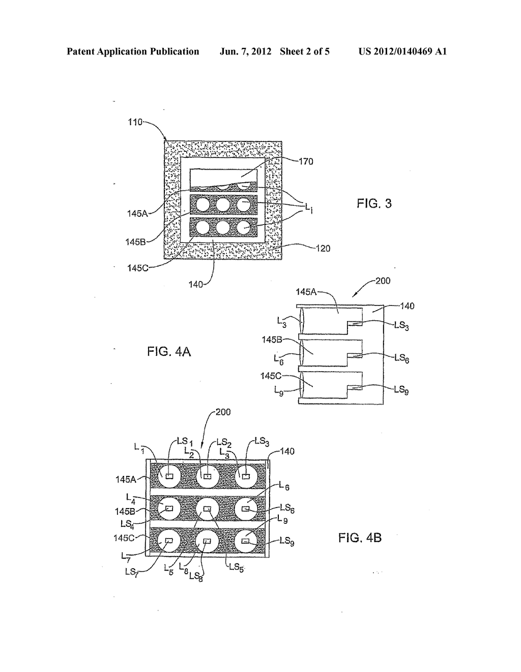 OPTICAL PROJECTION SYSTEM AND METHOD FOR A COOLED LIGHT SOURCE - diagram, schematic, and image 03