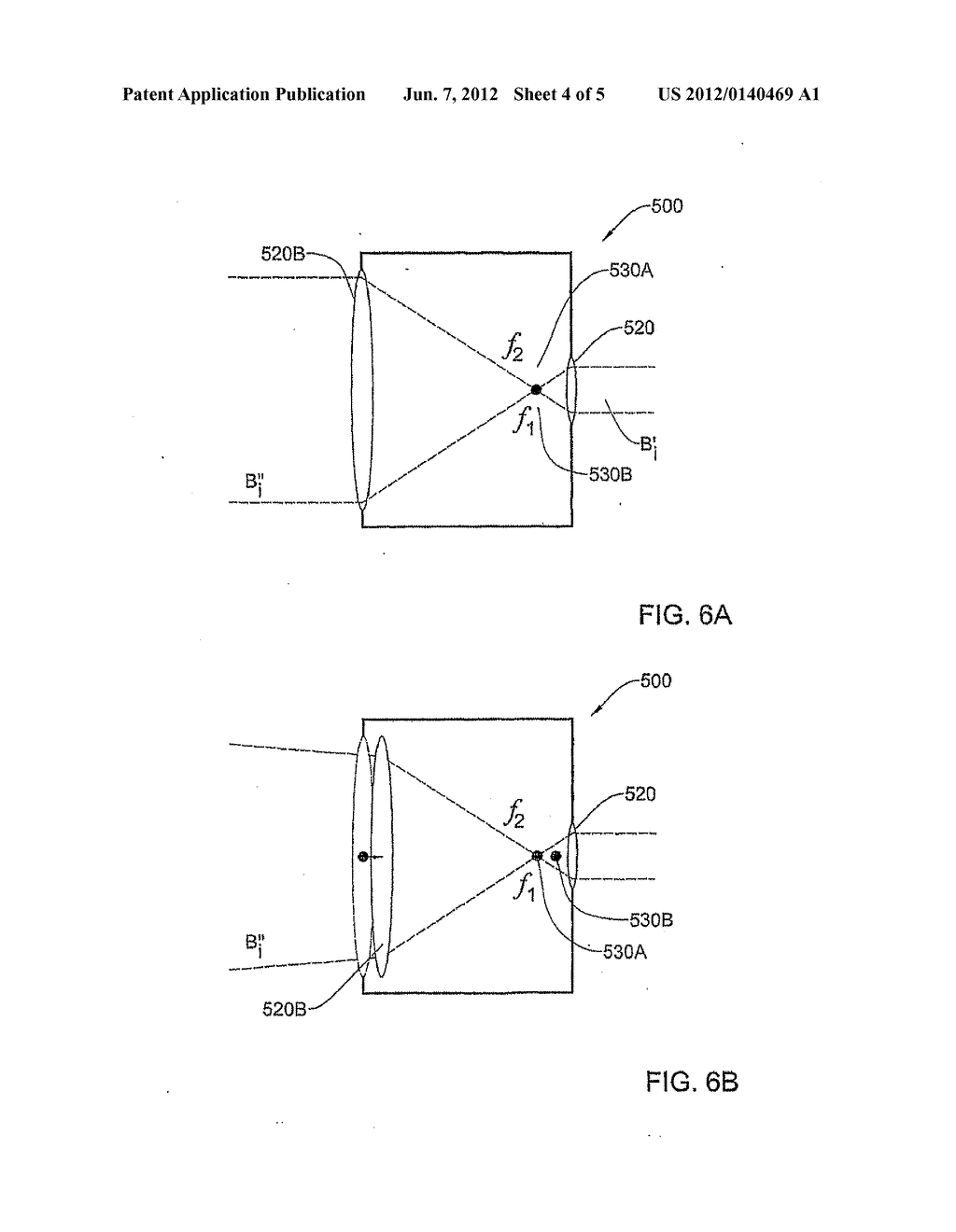 OPTICAL PROJECTION SYSTEM AND METHOD FOR A COOLED LIGHT SOURCE - diagram, schematic, and image 05
