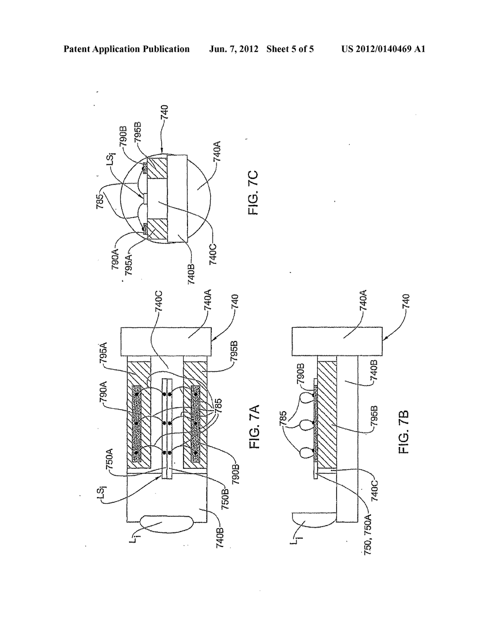 OPTICAL PROJECTION SYSTEM AND METHOD FOR A COOLED LIGHT SOURCE - diagram, schematic, and image 06