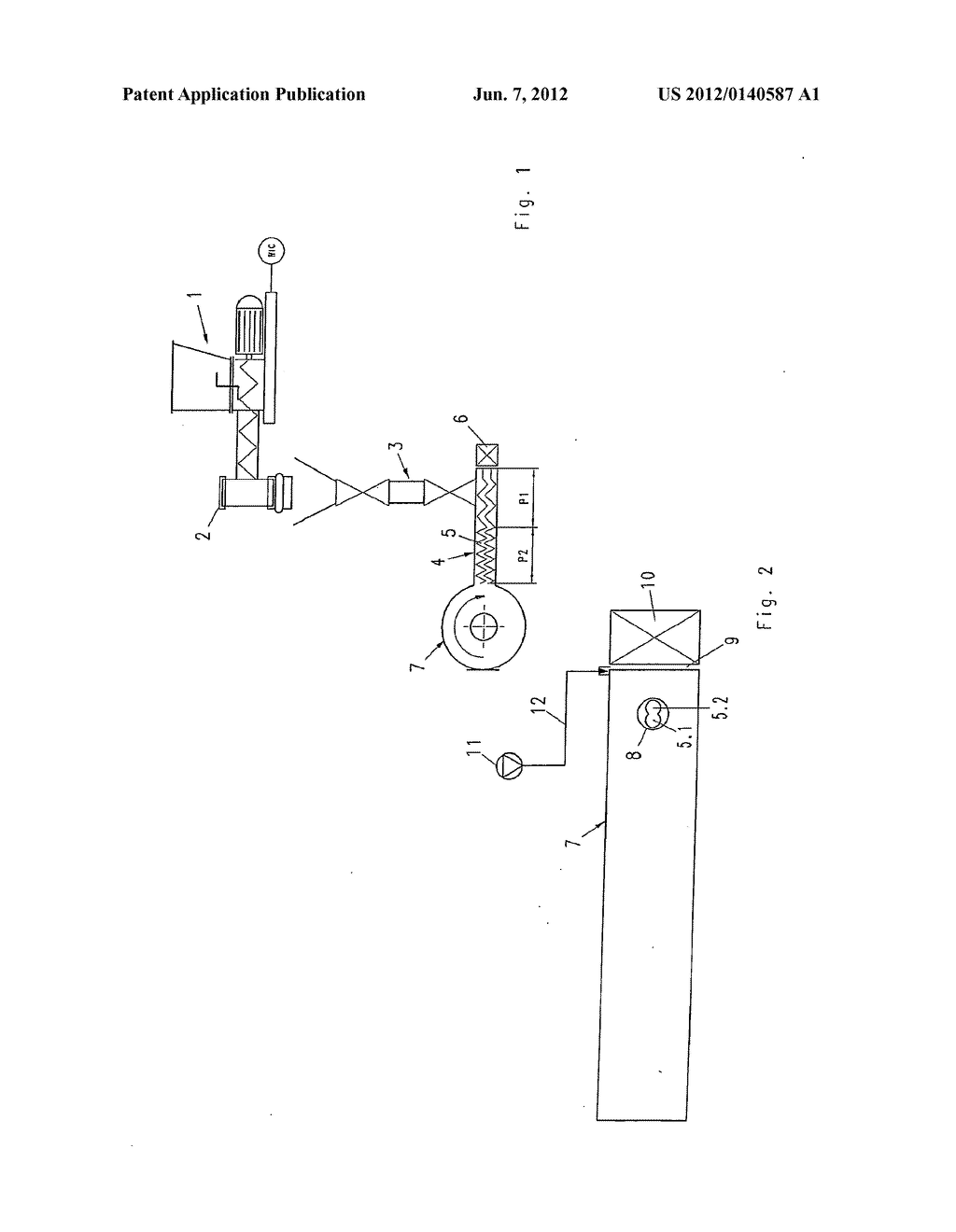 METHOD FOR TREATING A MONOMER, PRE-POLYMER, POLYMER OR A CORRESPONDING     MIXTURE - diagram, schematic, and image 02