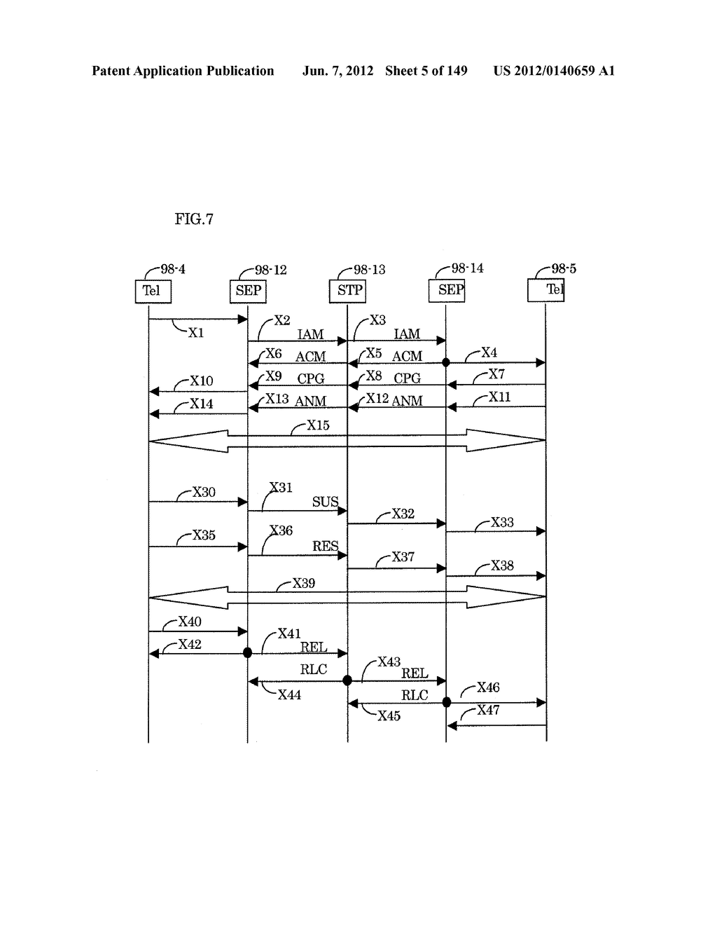 TERMINAL-TO-TERMINAL COMMUNICATION CONNECTION CONTROL METHOD USING IP     TRANSFER NETWORK - diagram, schematic, and image 06