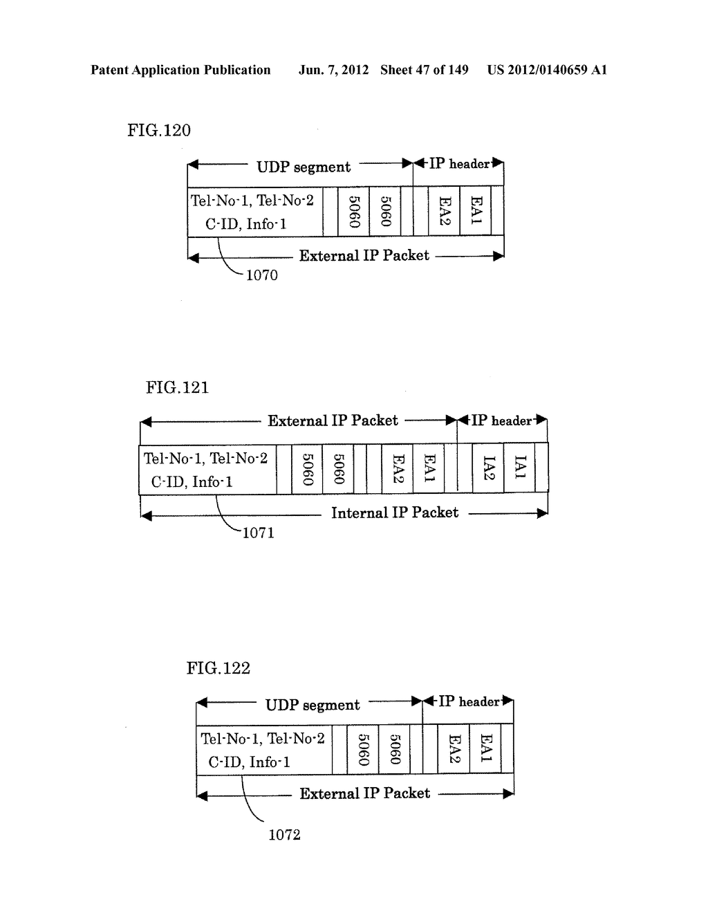 TERMINAL-TO-TERMINAL COMMUNICATION CONNECTION CONTROL METHOD USING IP     TRANSFER NETWORK - diagram, schematic, and image 48