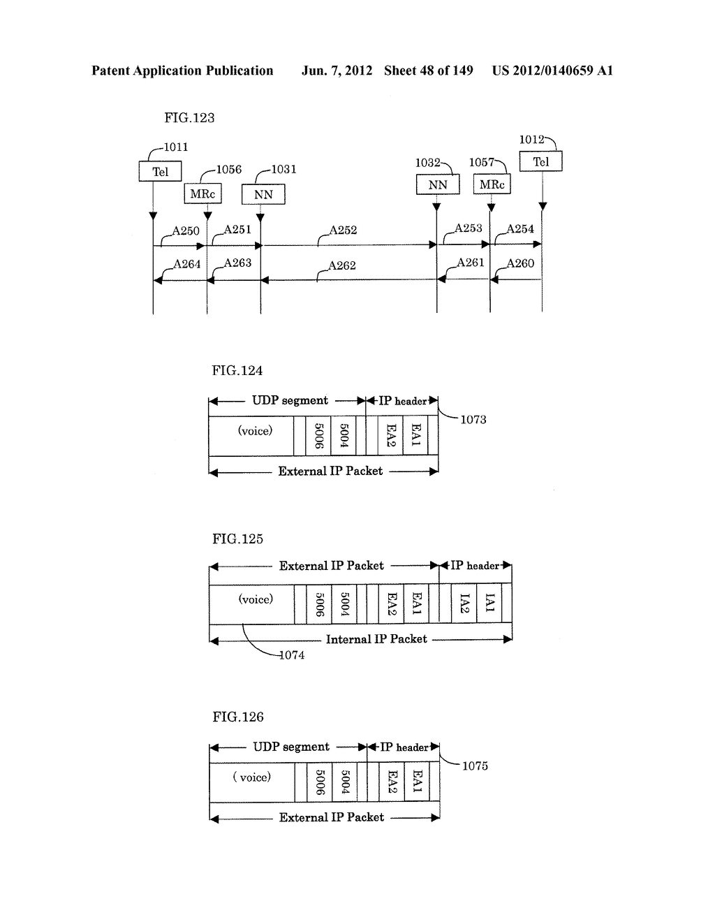 TERMINAL-TO-TERMINAL COMMUNICATION CONNECTION CONTROL METHOD USING IP     TRANSFER NETWORK - diagram, schematic, and image 49