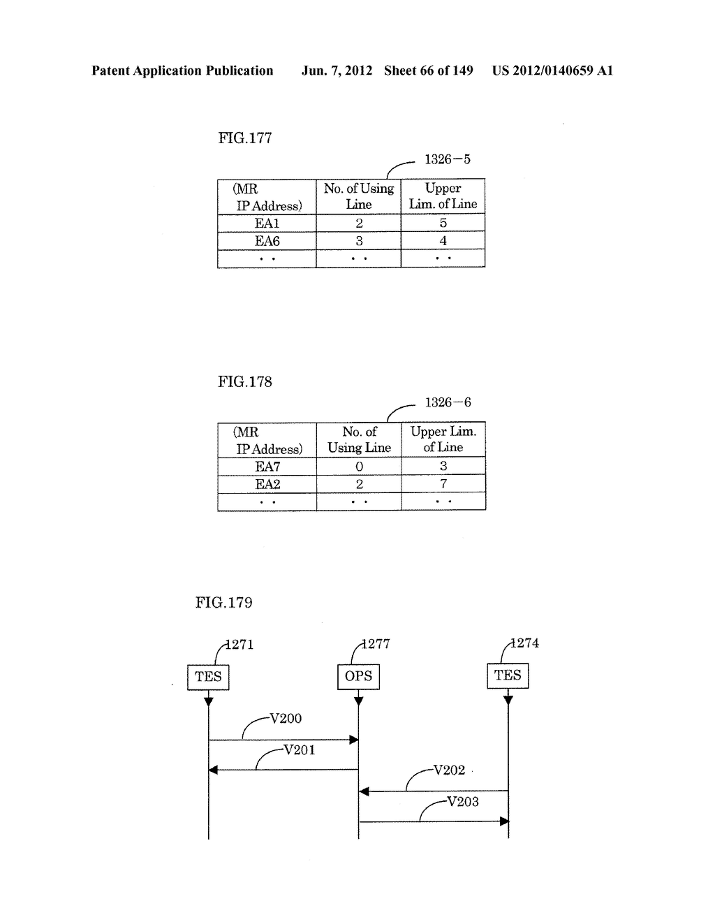TERMINAL-TO-TERMINAL COMMUNICATION CONNECTION CONTROL METHOD USING IP     TRANSFER NETWORK - diagram, schematic, and image 67