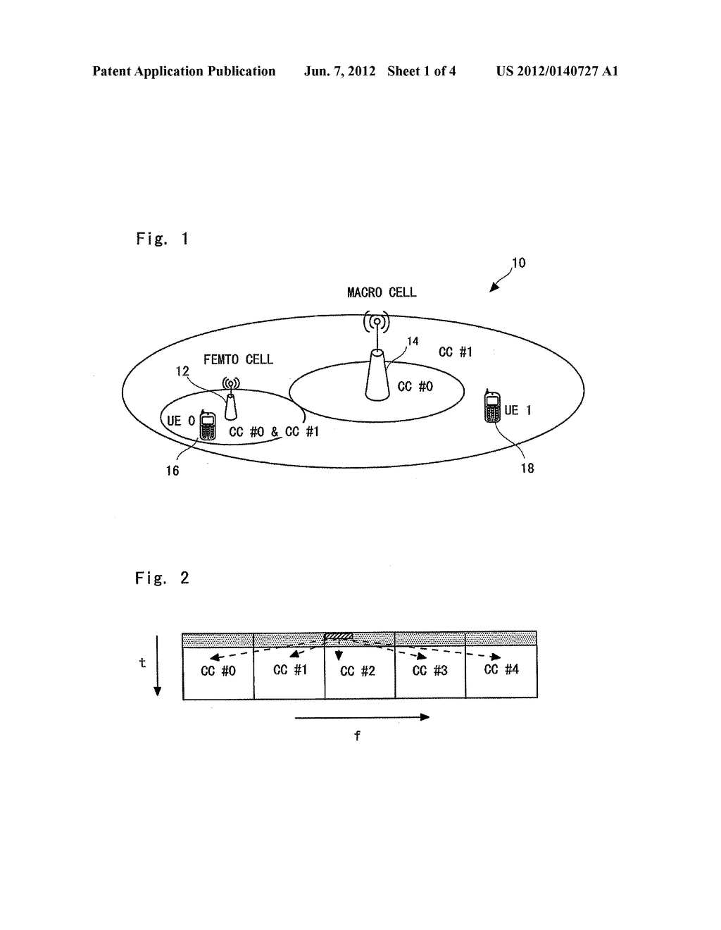 METHOD FOR DETECTING A DOWNLINK CONTROL STRUCTURE FOR CARRIER AGGREGATION - diagram, schematic, and image 02