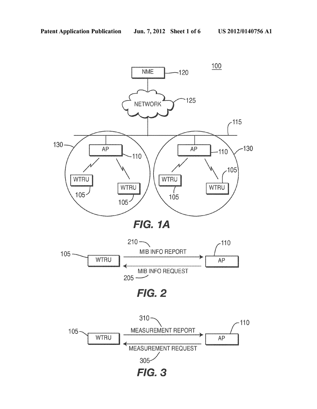 METHOD AND SYSTEM FOR TRANSFERRING INFORMATION BETWEEN NETWORK MANAGEMENT     ENTITIES OF A WIRELESS COMMUNICATION SYSTEM - diagram, schematic, and image 02