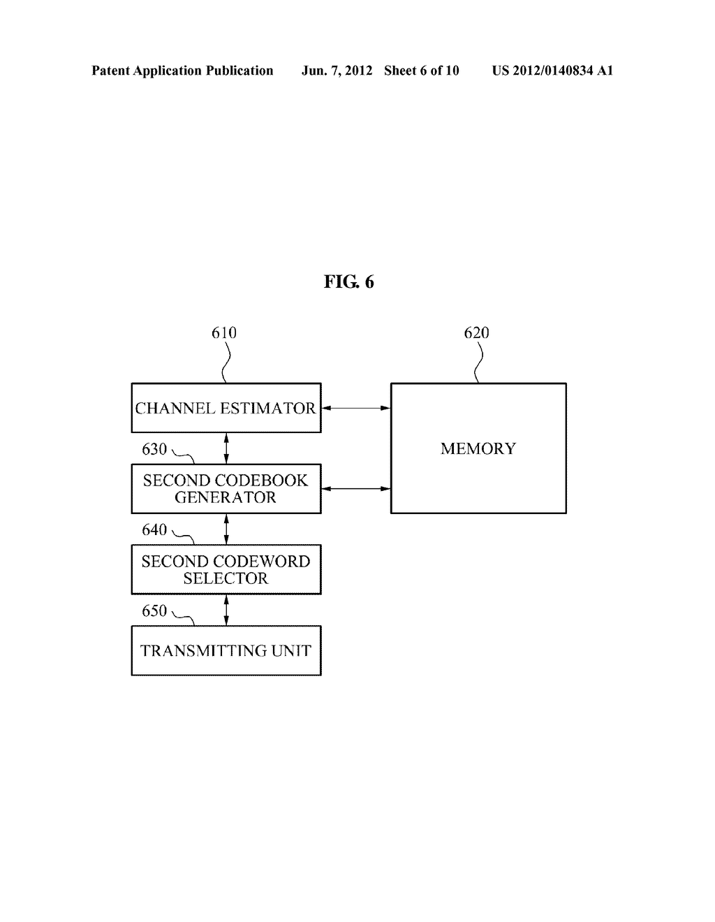 METHOD OF GENERATING ADAPTIVE CODEBOOK AND MULTIPLE INPUT MULTIPLE OUTPUT     COMMUNICATION SYSTEM USING THE ADAPTIVE CODEBOOK - diagram, schematic, and image 07