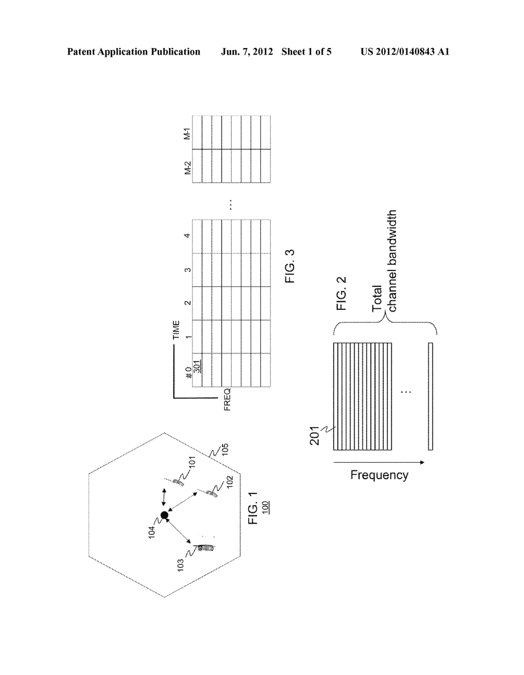 METHOD AND APPARATUS FOR TRANSMISSION WITHIN A MULTI-CARRIER COMMUNCATION     SYSTEM - diagram, schematic, and image 02