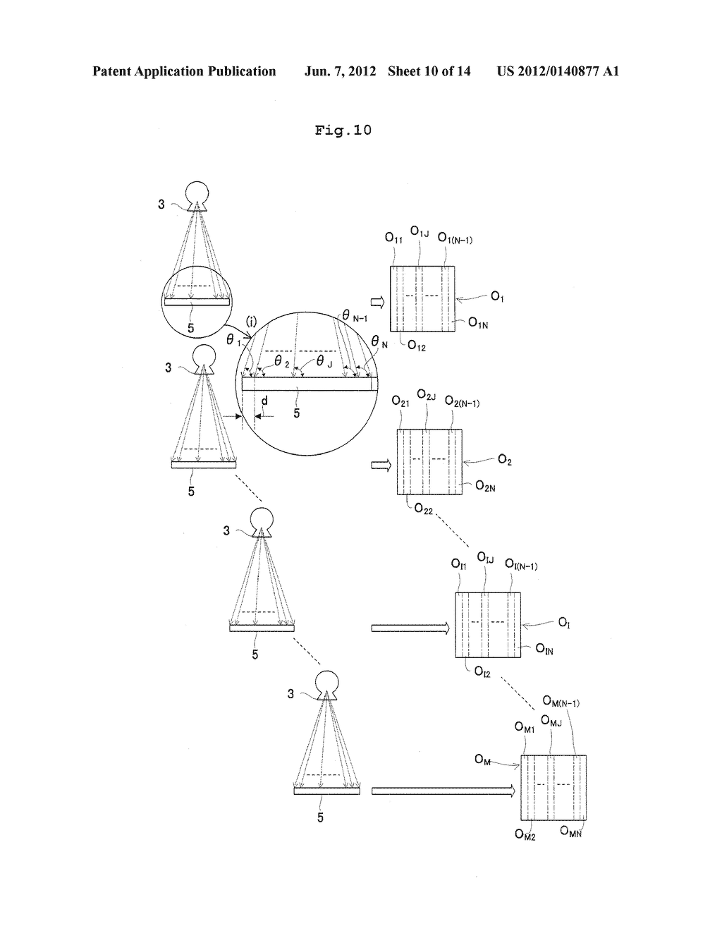 BODY SECTION RADIOGRAPHIC APPARATUS, AND A NOISE REMOVING METHOD FOR THE     BODY SECTION RADIOGRAPHIC APPARATUS - diagram, schematic, and image 11