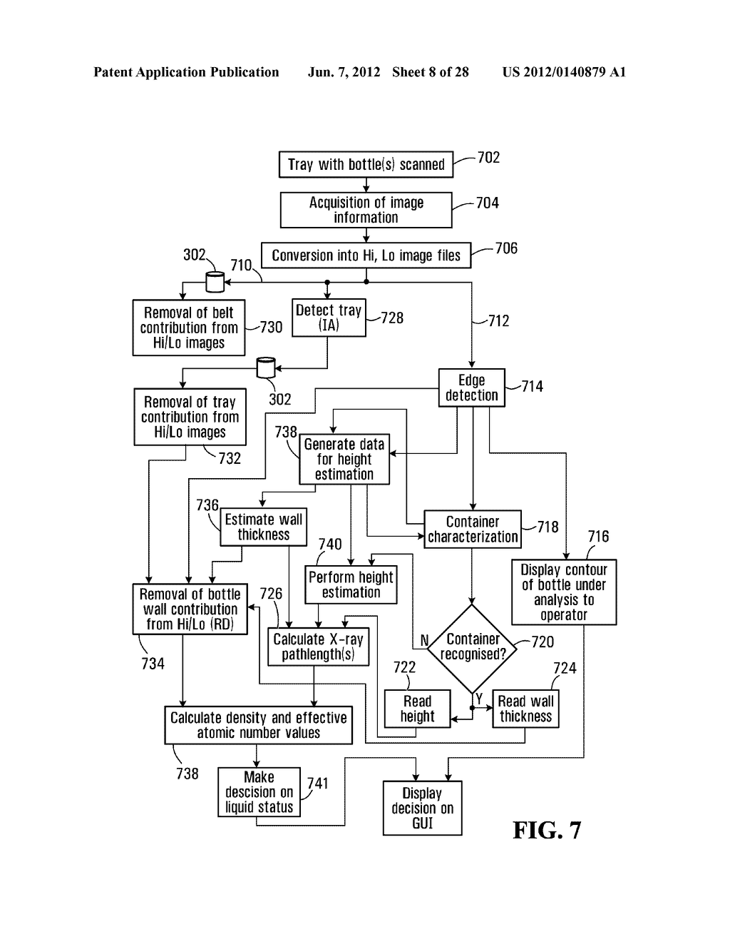 METHOD AND APPARATUS FOR ASSESSING CHARACTERISTICS OF LIQUIDS - diagram, schematic, and image 09