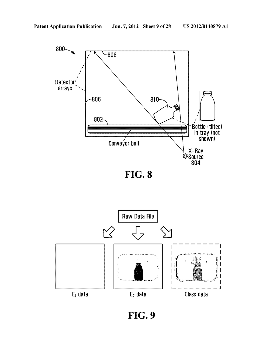 METHOD AND APPARATUS FOR ASSESSING CHARACTERISTICS OF LIQUIDS - diagram, schematic, and image 10