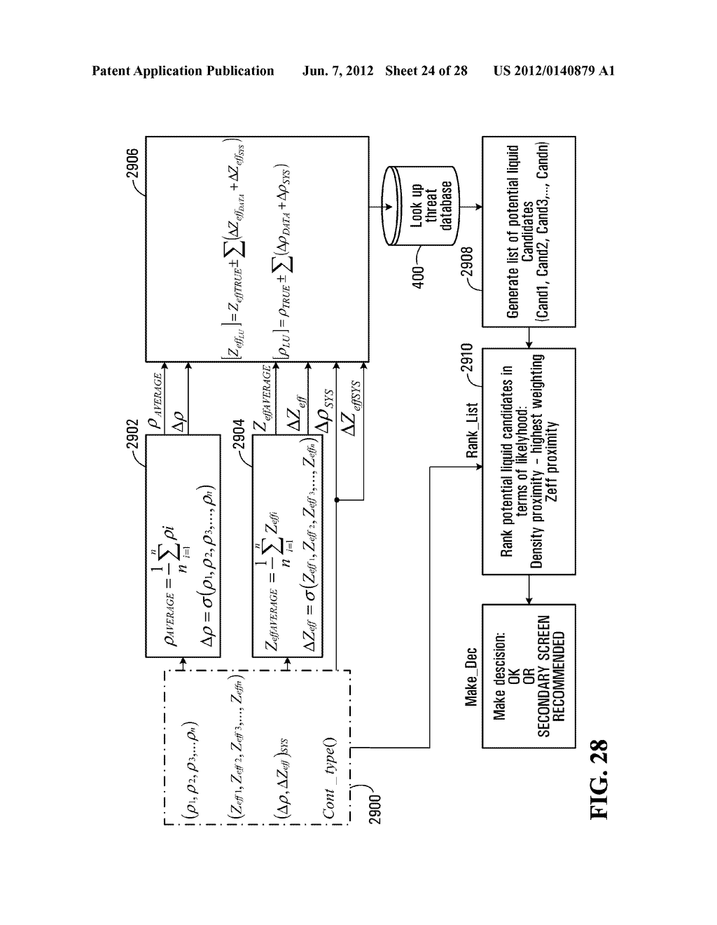 METHOD AND APPARATUS FOR ASSESSING CHARACTERISTICS OF LIQUIDS - diagram, schematic, and image 25