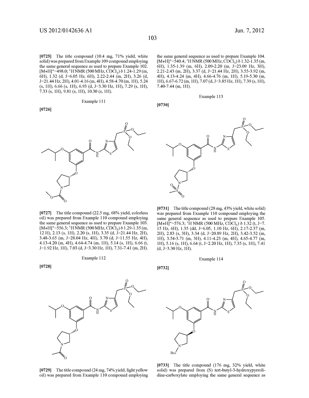 NOVEL GLUCOKINASE ACTIVATORS AND METHODS OF USING SAME - diagram, schematic, and image 104